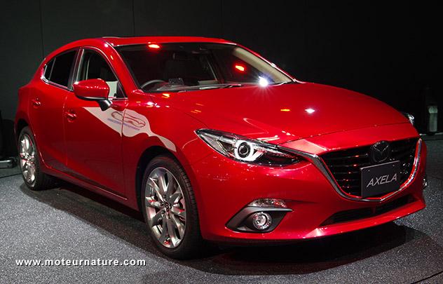 Mazda 3 hybride