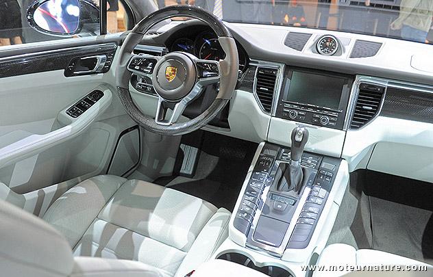 Macan Peut 234 Tre Pas Un Vrai Suv Mais Une Vraie Porsche