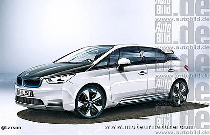Le projet de la BMW i5 refait surface