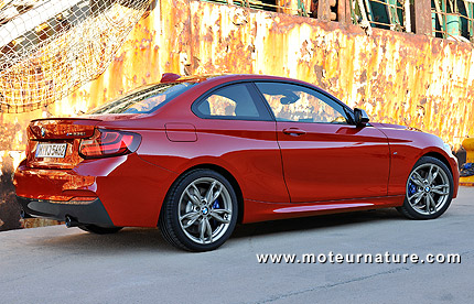 BMW série2, un coupé accessible