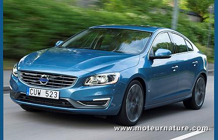 Puissance et sobriété, tels sont les nouveaux moteurs Volvo