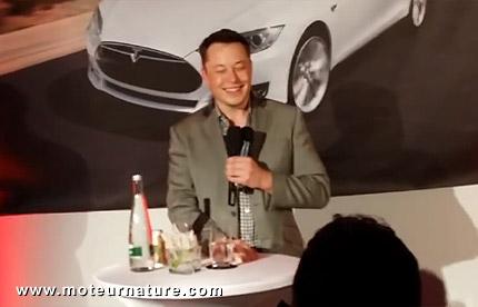 Elon Musk à Munich