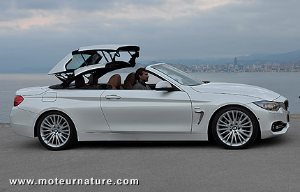 bmw s rie 4 cabriolet. Black Bedroom Furniture Sets. Home Design Ideas
