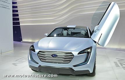 Subaru Viziv concept hybride