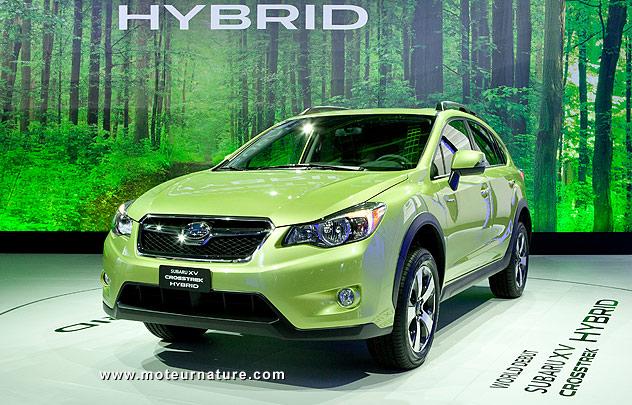 Subaru XV hybride