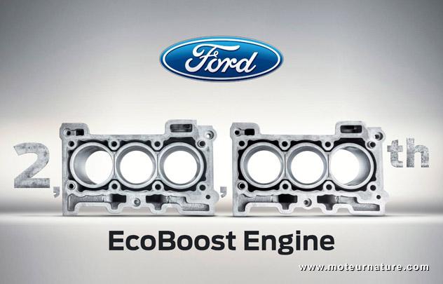 Ford, champion du moteur turbo essence