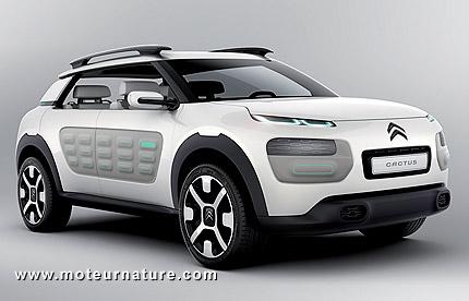 les voitures hybrides en projet et les concept cars. Black Bedroom Furniture Sets. Home Design Ideas