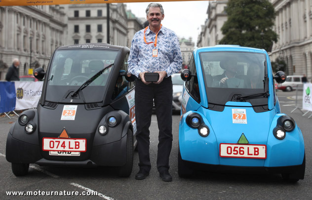 Gordon Murray T25 & T27