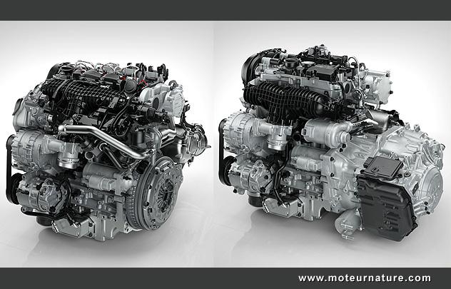 Volvo renouvelle toute sa gamme de moteurs