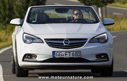 2nouveaux moteur turbo essence chez Opel