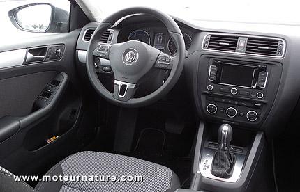 Volkswagen Jetta hybride - Essai détaillé