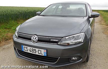 Volkswagen Jetta hybride