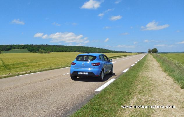 Renault Clio Energy DCI 90 eco2 83g