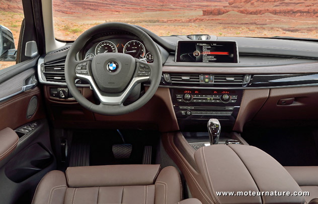 nouveau bmw x5 optimisations et downsizing. Black Bedroom Furniture Sets. Home Design Ideas