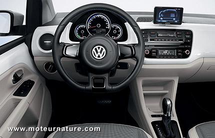 Volkswagen e-up! électrique