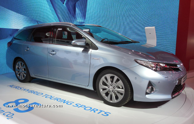 Toyota Auris break hybride