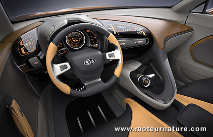 Kia Cross GT hybride