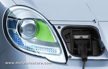 Prise Maréchal pour voitures électriques d'ancienne génération