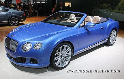 Bentley valide l'hybride rechargeable