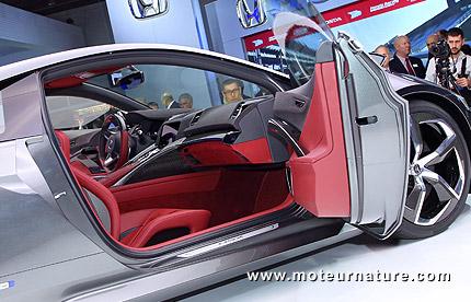NSX: Honda nous confirme son retour