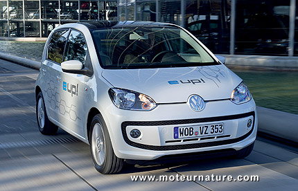 Electric Volkswagen Up, the E-Up!